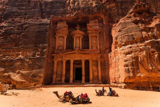 The Petra Treasury