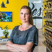 Selma Þorsteinsdóttir