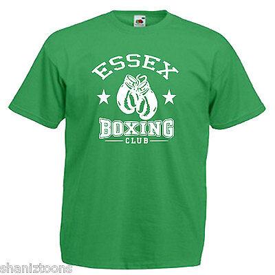 Bang Tidy Boxing Club Mens T Shirt 12 Colours  Size S 3XL