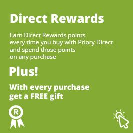 Direct Rewards information