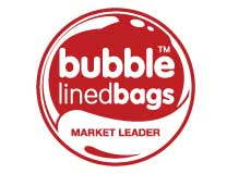 Bubble Lined Bags Logo