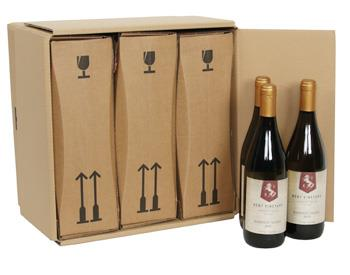 CP 181 Bottle Boxes