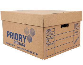Archive/Storage Boxes