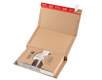 Book Wraps and Mailers