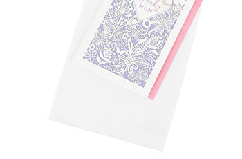Greeting Card Bags