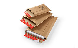 ColomPac rigid all board envelopes