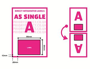A5 Single A Icon
