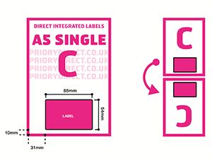 A5 Single C Icon