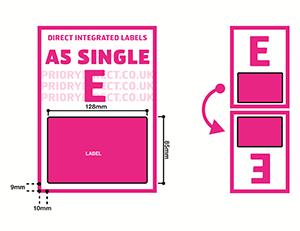 A5 Single E Icon