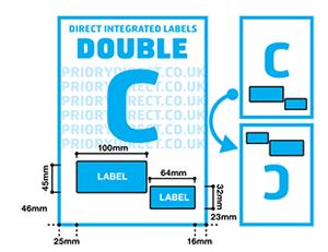 Double C Icon
