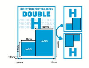 Double H Icon