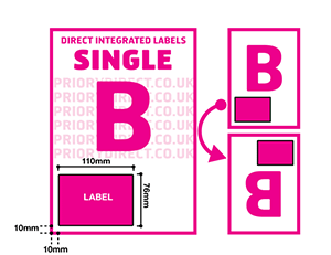 Single B Icon