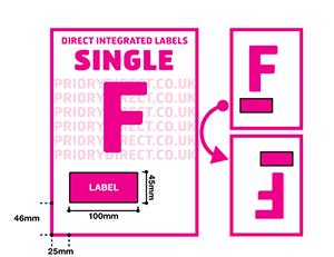 Single F Icon