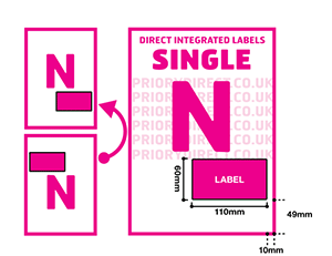 Single N Icon
