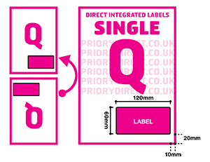 Single Q Icon