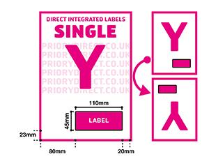 Single Y Icon
