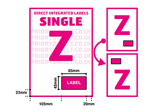 Single Z Icon