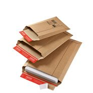 Rigid Corrugated Envelopes