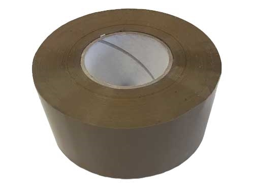 HIGH PERFORMANCE Strong Long Length Packing Tape 2 Inch Core 48mm x 150m Buff