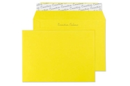 C6 Banana Yellow Envelope - Wallet - 120gsm