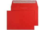 C5 Pillar Box Red Envelope - Wallet - 120gsm