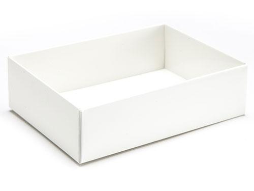 112 X 82 X 32mm White Gift Boxes Base