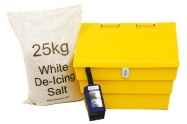 Grit Bin & Rock Salt Kit