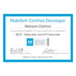MuleSoft Certified Developer