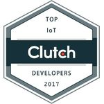 TOP Clutch IoT Developers 2017