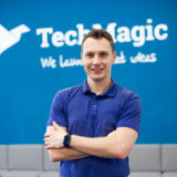 Oleg Dats, CEO and Co-Founder