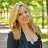 Mariia Tintul, Business Development Director