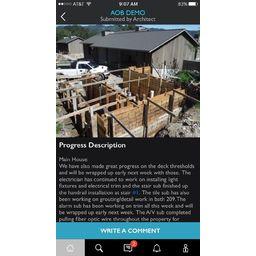 Architect Owner Builder