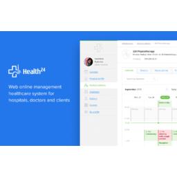 E-Health SaaS service