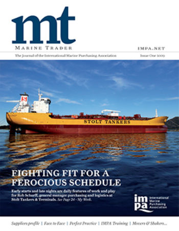 Marine Trader Issue 1 2009
