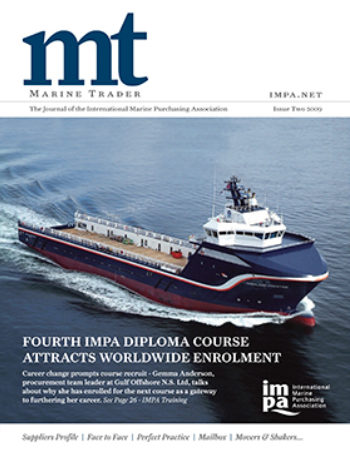 Marine Trader Issue 2 2009