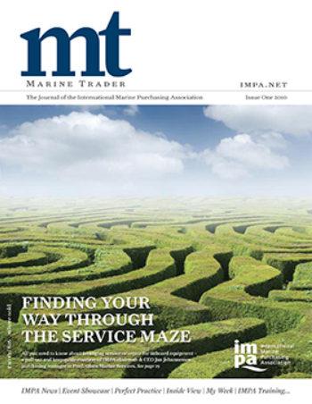 Marine Trader Issue 1 2010