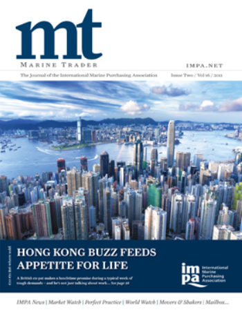 Marine Trader Issue 2 2011