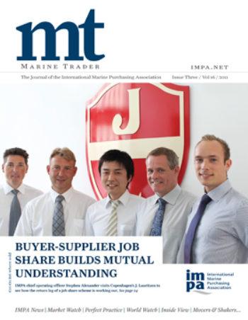 Marine Trader Issue 4 2011