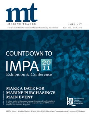Marine Trader Issue 5 2011