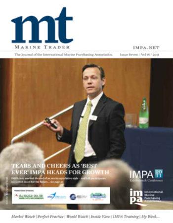 Marine Trader Issue 7 2011