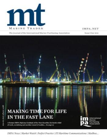 Marine Trader Issue 1 2011