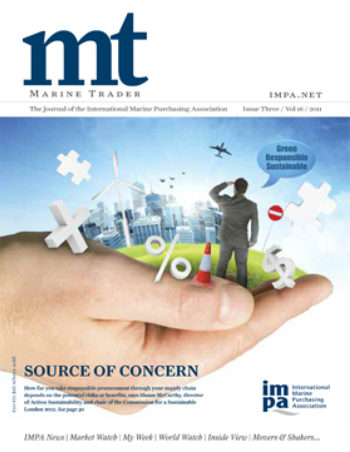Marine Trader Issue 3 2011