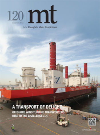 Marine Trader Issue 2 2012