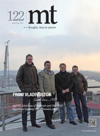 Marine Trader Issue 4 2012
