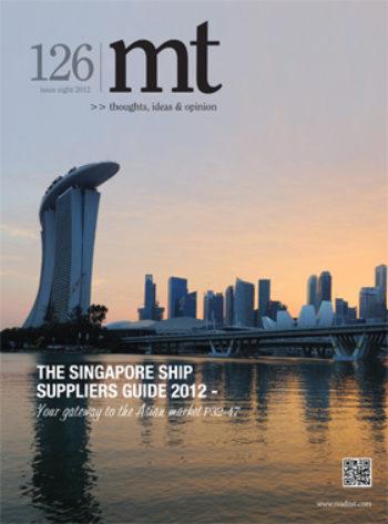 Marine Trader Issue 8 2012