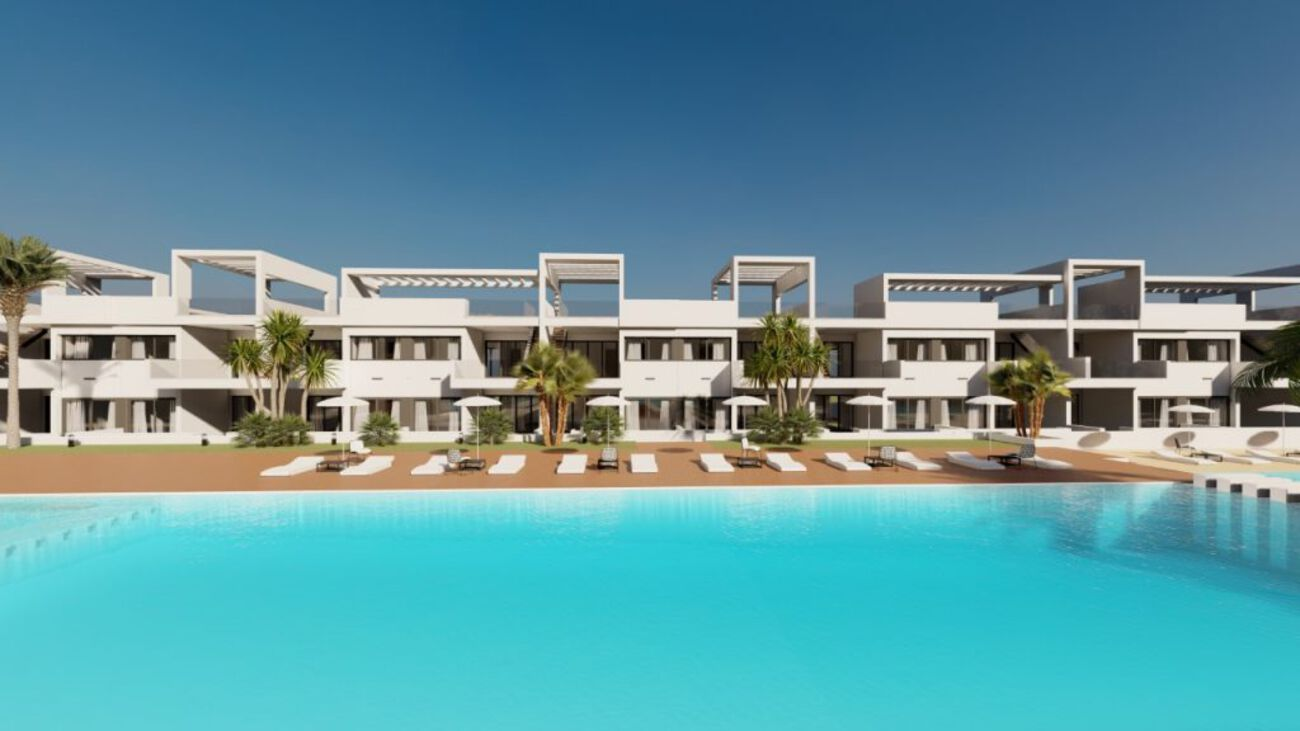 Ref:M2001154 Apartment For Sale in Finestrat