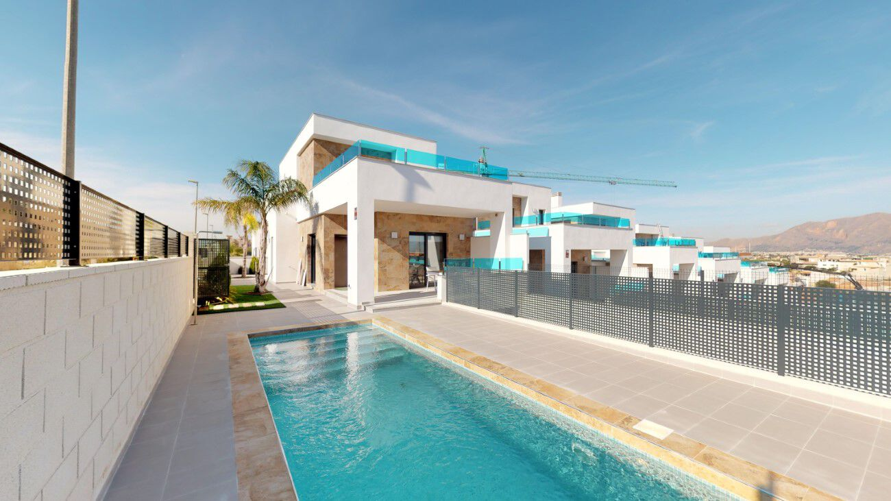 Ref:EAC1000072 Villa For Sale in Bigastro