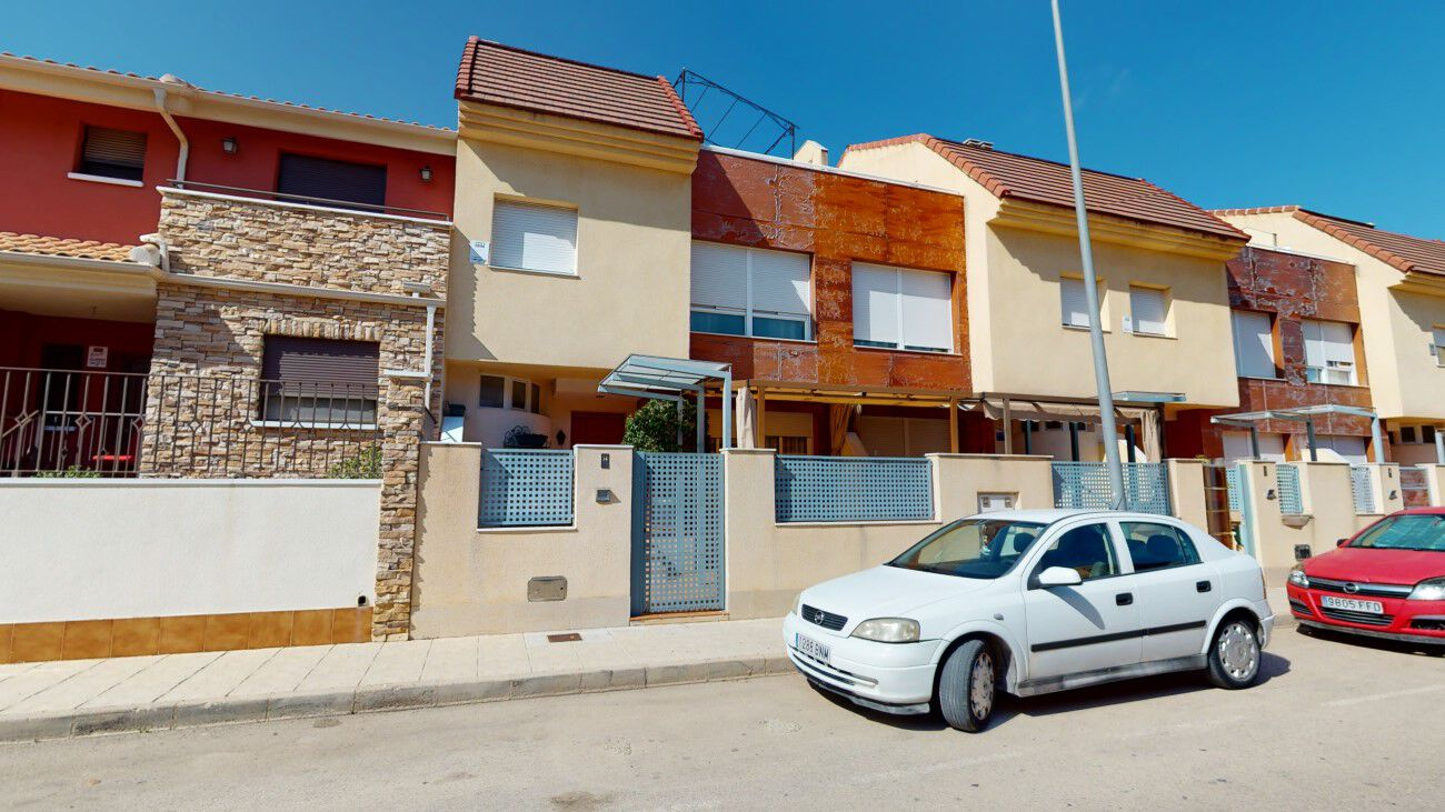 Ref:TFSHO143 Townhouse For Sale in San Pedro del Pinatar