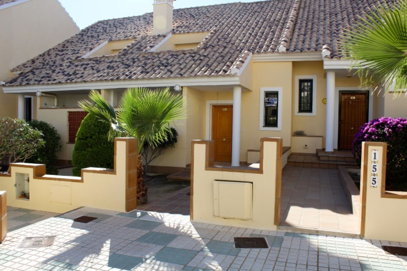 Ref:M2000464 Townhouse For Sale in Campoamor