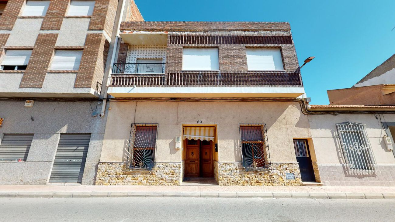 Ref:TFSLP05.129 Townhouse For Sale in Las Torres De Cotillas